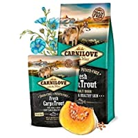 Carnilove Canine Adult Fresh Carp Trout Hair Skin 1.5 kg The best products for your pet. Your pet grow healthy and strong has never been easier.