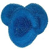Dawn Poly Mesh Scrubber, 3 Pack, Blue