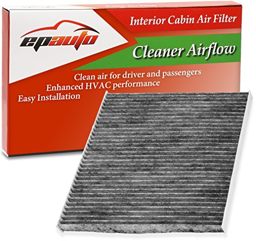 EPAuto CP173 (CF11173) Replacement for Nissan Premium Rigid Cabin Air Filter includes Activated Carbon