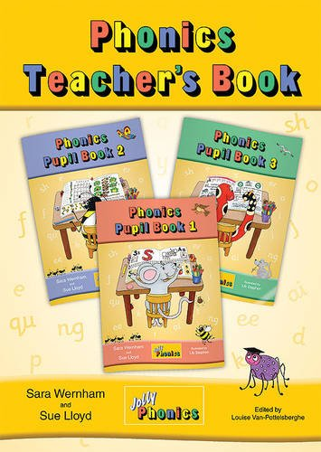 Jolly phonics. Teacher