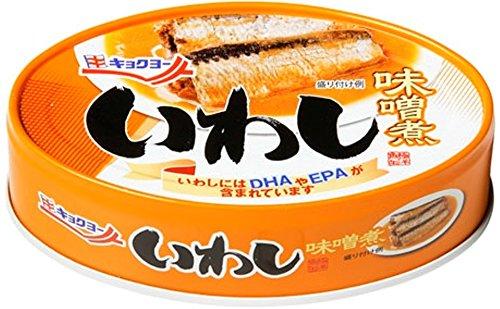 『キョクヨー いわし味噌煮 100g』のトップ画像