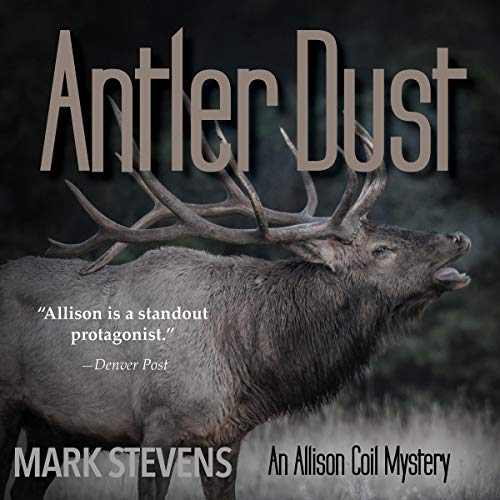 Antler Dust  By  cover art