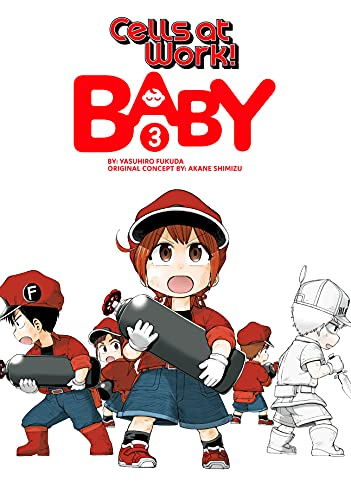 Cells at Work: Baby! Vol. 3 (English Edition)