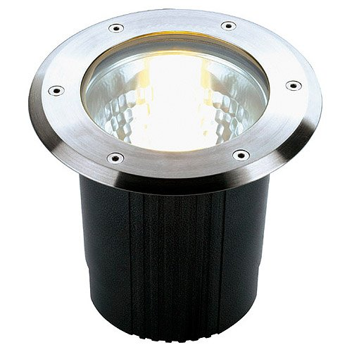 SLV 229200 DASAR 215 UNI, E27 ground recessed lamp, round