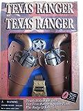 PARRIS CLASSIC QUALITY TOYS EST. 1936 Texas Ranger Double Holster Set