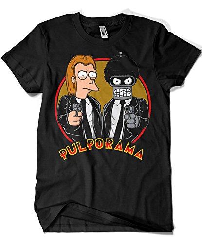 2234-Camiseta Premium, Pulporama (Melonseta)