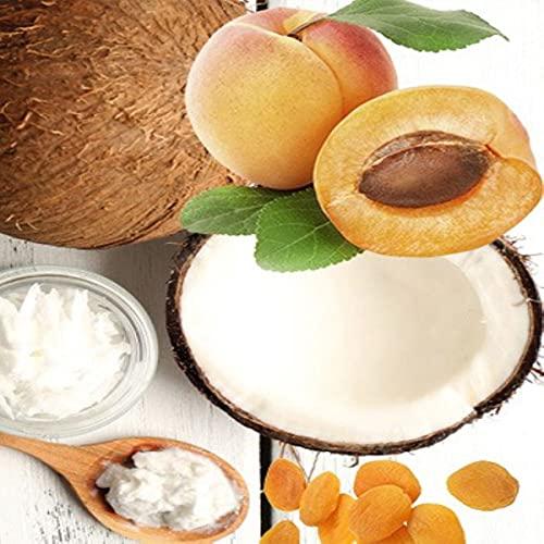 Coconut Apricot Luxury Candle Wax 11.25 Pound Slab