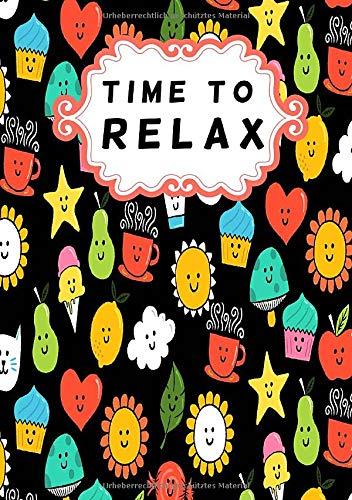 Zeit zu Relaxen: Ein Notizbuch für die kleine Pause zwischendurch