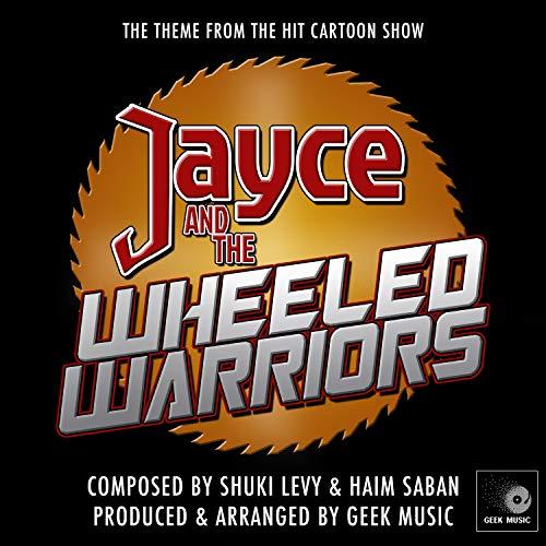 Jayce And The Wheeled Warriors - Main Theme