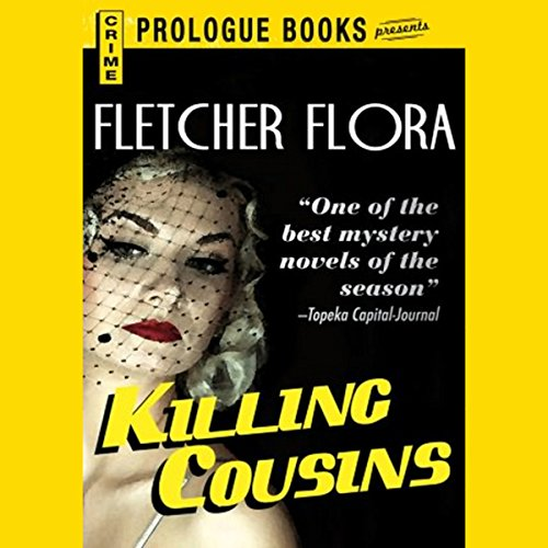 Killing Cousins audiobook cover art