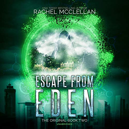 Escape from Eden  By  cover art