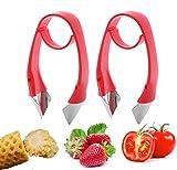 Strawberry Huller StemGem Top Stem Remover Picker Tomato Corer for Pineapple Eye Potatoes Carrots