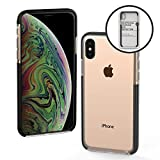 iPhone Xs Max Case x - Thin iPhone 10s Max Case with Back Protector and Camera Protector - Perf…