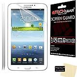 TECHGEAR [2 Pack] Protection d'Écran pour Galaxy Tab 3 7.0, Film de Protection Écran Ultra Clair...