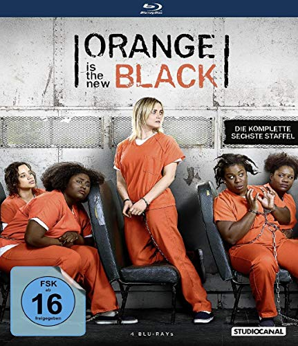 Orange Is the New Black / 6. Staffel [Blu-ray]