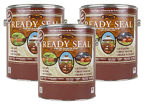 Ready Seal 3 Gallon Pack (Dark Walnut)