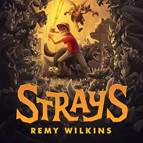 Strays Audiobook By Remy Wilkins cover art