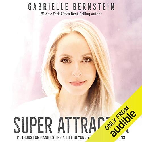 Super Attractor audiobook cover art