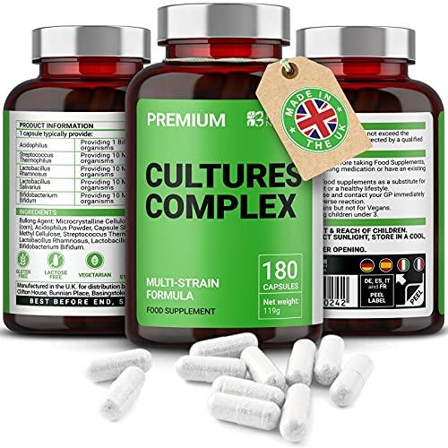 Complejo Probiótico - 180 Tabletas