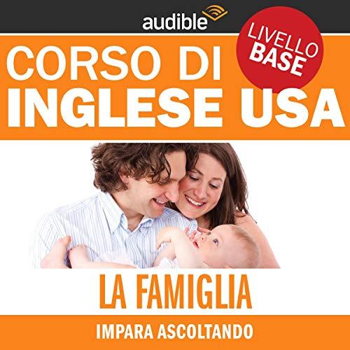 Famiglia (Impara ascoltando) copertina