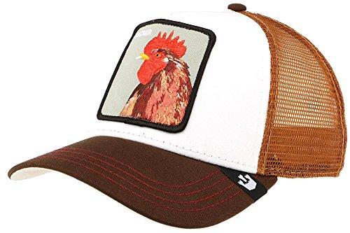 Goorin Bros. - Casquette Baseball Marron Peck Peck Marron Taille unique Homme/Femme