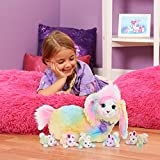 Just Play Bunny Surprise 11' Plush - Patches