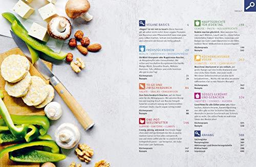 Vegan! Das Goldene von GU: Tierfreie Rezepte zum Glänzen und Genießen (GU Grundkochbücher) - 3