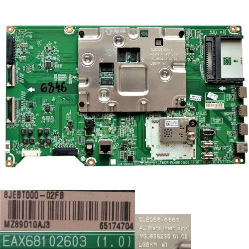 Mainboard EAX68102603 (1.0), MGJ658235, LG OLED55B8PLA
