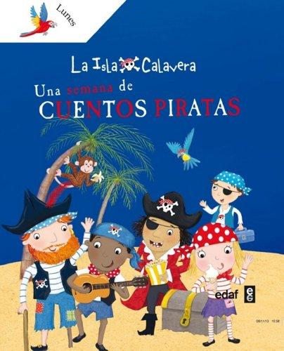 Una semana de cuentos piratas - La isla calavera