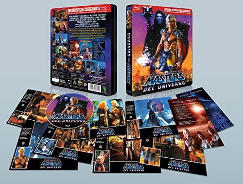 Masters del Universo BD Edición Metálica Limitada y