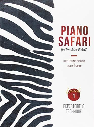 Piano Safari Older Beginner Repertoire/