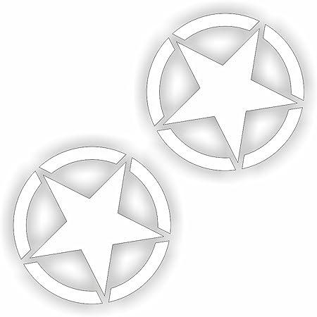 Folien Zentrum 2 X Army Stern Usa Amerika Navy Hotrod Shocker Hand Auto Aufkleber Jdm Tuning Oem Dub Decal Stickerbomb Bombing Fun W Schwarz Schwarz Schwarz Schwarz Weiß Auto