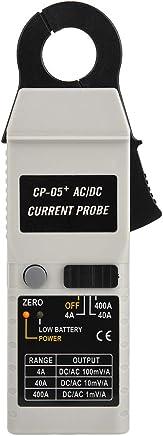 OWON Multim/ètre de Pince Amp/èrem/étrique AC//DC CP-05 200A Sonde de Courant CA//CC 200KHz 400A pour Oscilloscope 4A 0A 200-400A Gamme de Test avec Connecteur BNC