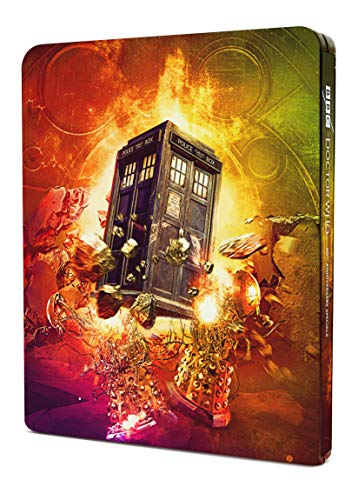 Doctor Who - 50th Anniversary Steelbook [Blu-ray] [2021] (Limited Edition)