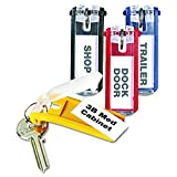 Durable Office Products 24-Pack Key Tags, Assorted (194900)