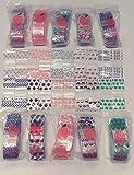 1010 Mini Ziplock baggies 10 Design Mix 1000 bags