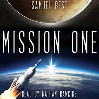 Mission One audiobook cover art
