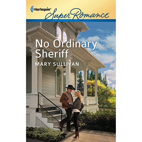 No Ordinary Sheriff cover art
