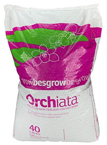 Besgrow Bulk Orchiata Orchid Bark - Classic Grade (40 Liters)