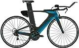 Felt IA Advanced 105 Matte textreme/aquafresh Rahmenhöhe 51cm 2020 Triathlonrad