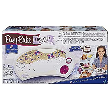 Easy Bake Ultimate Oven Baking Star Super Treat Edition with 3 Mixes for Ages 8 and up  Oven Only Multicolor