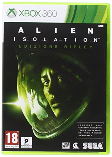 X360 ALIEN ISOLATION RIPLEY EDITION