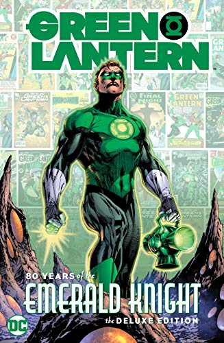 Green Lantern: 80 Years of the Emerald Knight The Deluxe...