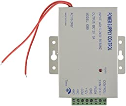 HOMYL Universal DC 12V/3A AC 110~240V Special Power Supply For Door Access Controls Lock System Kits