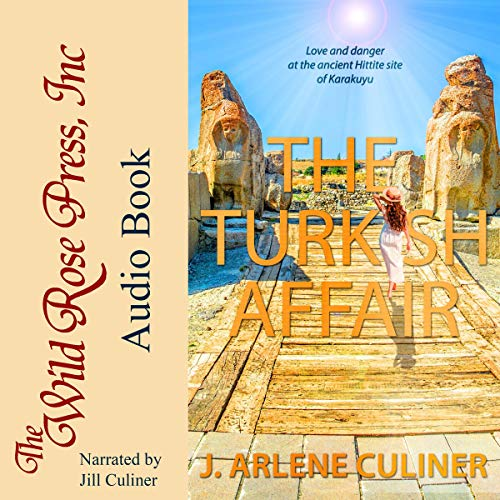 The Turkish Affair  By  cover art