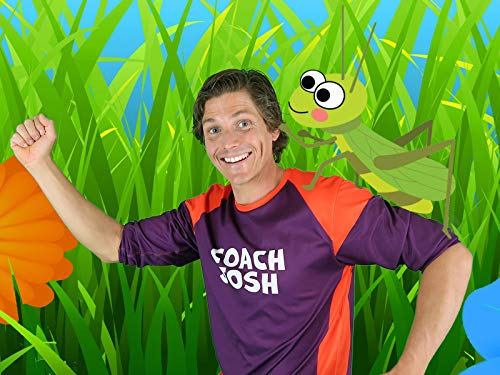 Tiny Adventure for Children | Follow the Actions with Coach Josh