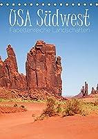 USA Suedwest Facettenreiche Landschaften (Tischkalender 2022 DIN A5 hoch): Eindrucksvolle Naturschauplaetze entdecken (Planer, 14 Seiten )