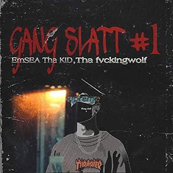 GANG SLATT # 1