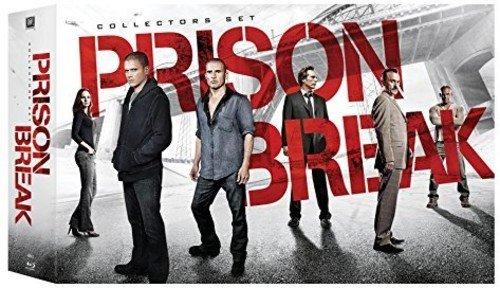 prison break season 1 blu ray - 5