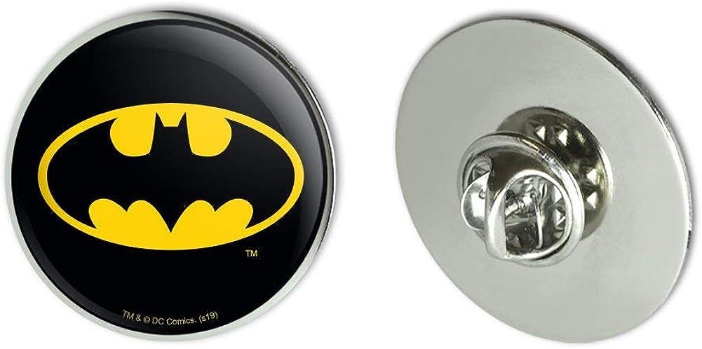 GRAPHICS & MORE Batman Classic Bat Shield Logo Metal 1.1